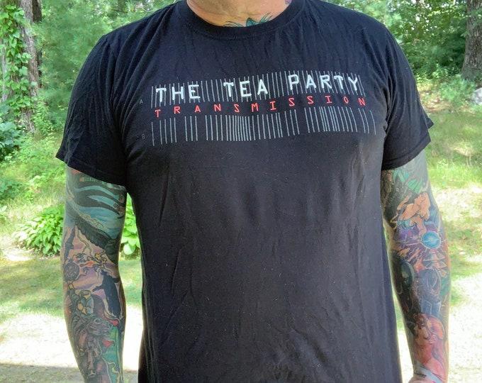 The Tea Party Transmission 2017 Tour Shirt Band Shirt (M) Canadian Rock The Tragically Hip The Trews Big Sugar Matthew Good Band Big Wreck