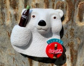 Coca Cola Polar Bear Collector 39 s Edition Refrigerator Magnet Pepsi RC Sprite Mountain Dew Gatorade Mug Root Beer Sierra Mist M Ms North Pole