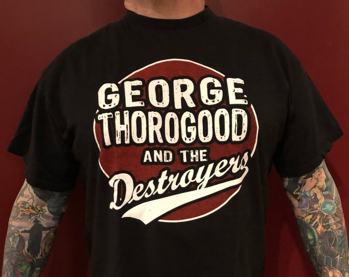 George Thorogood & The Destroyers (XL) Tom Petty Bob Dylan Buddy Guy Ted Nugent Stevie Ray Vaughn Rory Gallagher Johnny Winter Bob Seger