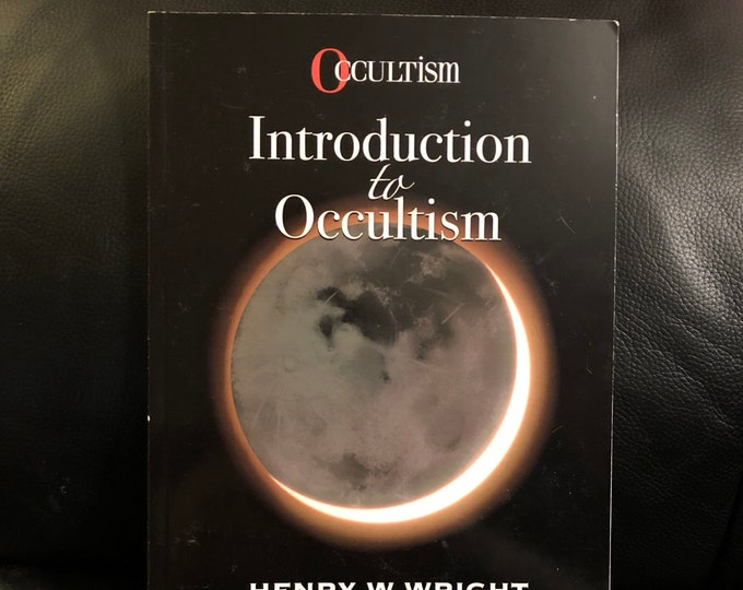 Occultism Occult Witchcraft Church Witches Softcover Book Wiccan Witch Religion Bible Anton Lavey Occult Religious Self Help God Jesus Sin