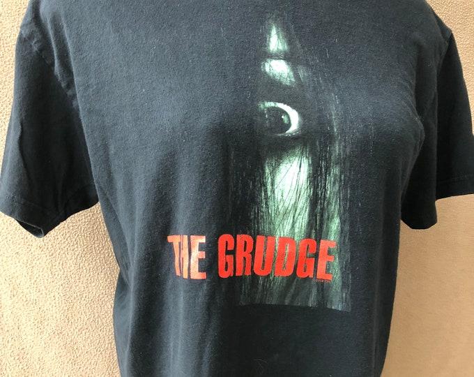 The Grudge - Horror Movie Tee size Medium Creature Feature Juon Ghost The Ring Japanese Horror Sarah Michelle Gellar Poltergeist Paranormal