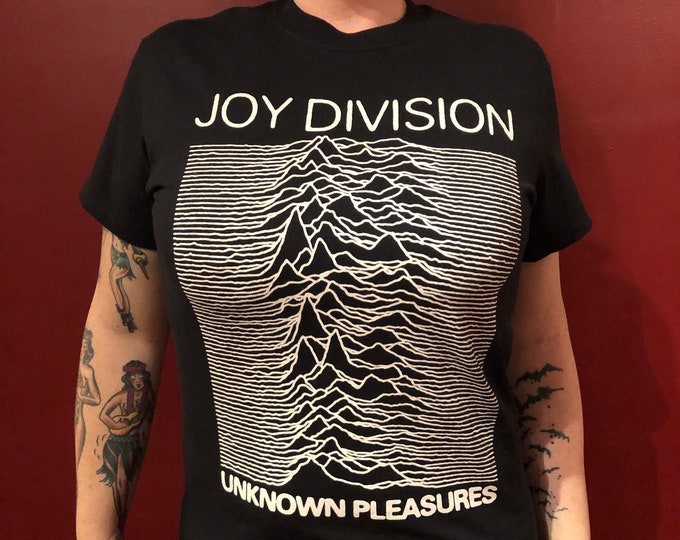 Joy Division Post Punk (Small ) Ian Curtis Unknown Pleasures Punks New Wave Goth Disorder UK Gang of Four Killing Joke The Psychedelic Furs