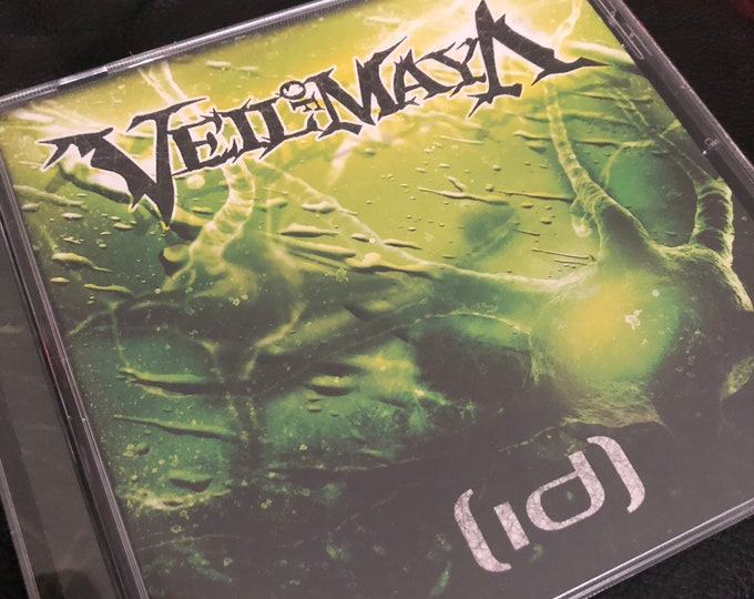 Veil of Maya [id] CD Djent Metalcore Deathcore Sumerian Records Mikasa Matriarch False Idol After the Burial Whitechapel Animals as Leaders