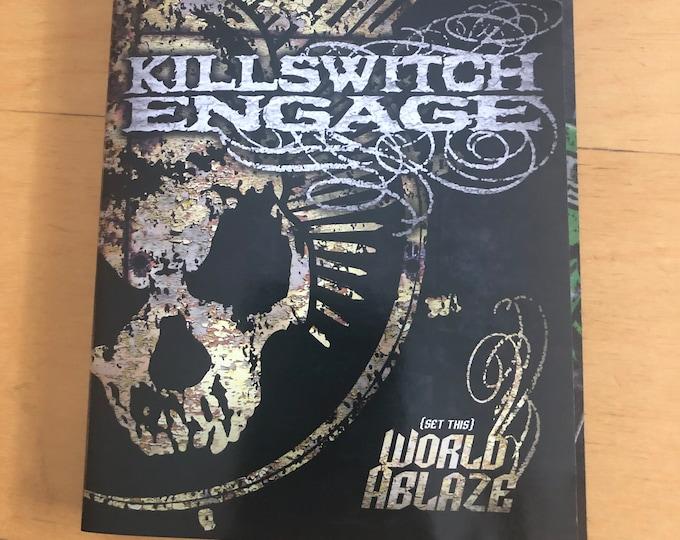 Killswitch Engage Live DVD Trivium Arch Enemy Shadows Fall Heavy Metal Thrash Metal Testament Slayer Exodus Death Metal Megadeth Kreator