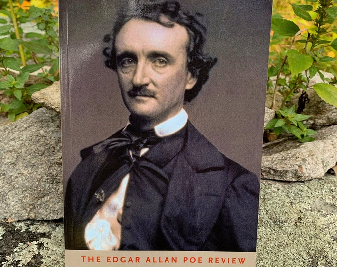 The Edgar Allan Poe Review Penn State Press Text Book The Raven Poet Vincent Price Telltale Heart The Black Cat  Fall Of The House of Usher