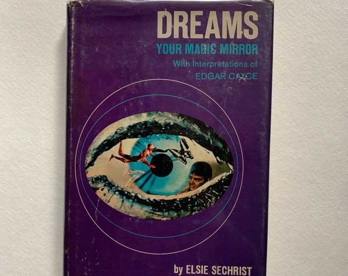 Vintage 1968 Our Dreaming Mind Softcover Book Politics Dreams Art Religion Psychology Theory Studies Sigmund Freud Carl Jung Psychologist