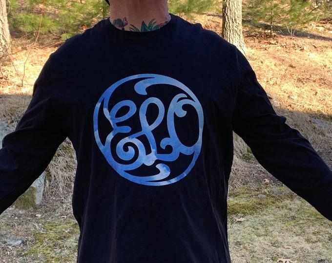 Jeff Lynn's ELO Band Shirt (XXL) Traveling Wilburys Long Sleeve Bob Dylan Roy Orbison Tom Petty George Harrison The Beatles Supertramp 10CC
