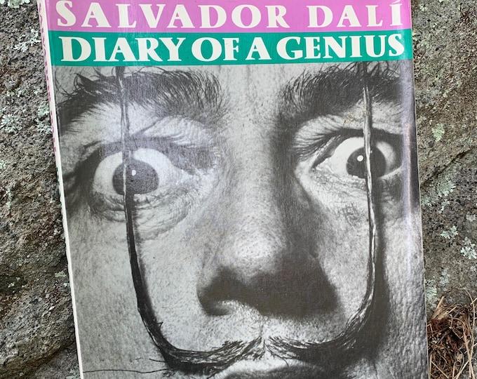 Salvador Dali Diary Of A Genius Artist Artwork Art Artworks Painting Frida Kahlo Pablo Picasso Vincent Van Gogh Alice Cooper Rembrandt