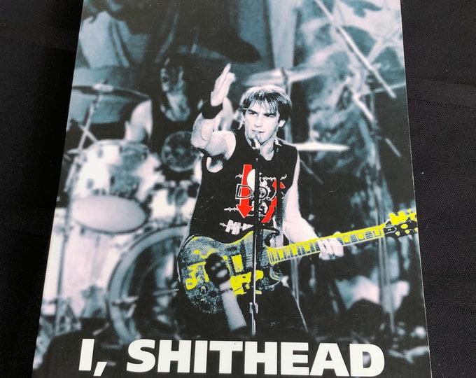 I Shithead DOA Joey Shithead Joe Keithley A Life in Punk Book Vancouver Canada SNFU Dead Kennedys punkrock The Germs Black Flag Jello Biafra