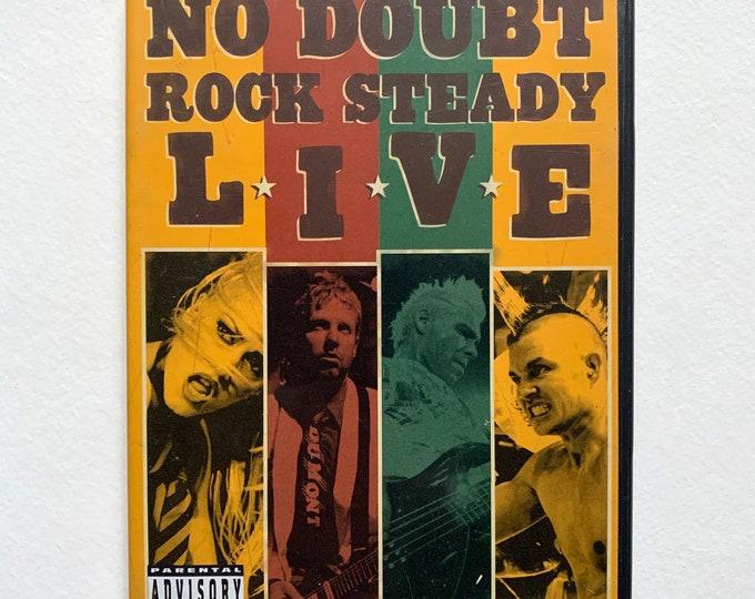 No Doubt Gwen Stefani DVD Bradley Nowell Ska Reggae Sublime Slightly Stoopid Badfish Reel Big Fish The Offspring English Beat The Specials