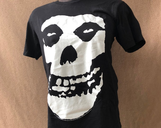 Misfits Crimson Ghost Band Shirt (S) Horror Punk Jerry Only Danzig HorrorPunk Punks Punkrocker Suicidal Tendencies Agnostic Front Rancid DRI