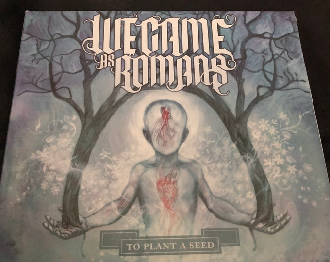 We Came As Romans To Plant A Seed CD Of Mice and Men Metalcore Asking Alexandria As I Lay Dying Bring Me The Horizon Chelsea Grin Attila