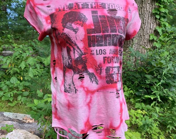 Jimi Hendrix (S)  Voodoo Child Band shirt  Band Tee Voodoo Chile Psychedelic Woodstock Purple Haze Band of Gypsys Electric Ladyland Guitar