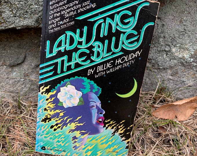 Lady Sings The Blues Paperback Book Billie Holiday The Supremes Diana Ross Nina Simone Sarah Vaughn Ella Fitzgerald Etta James Bessie Smith