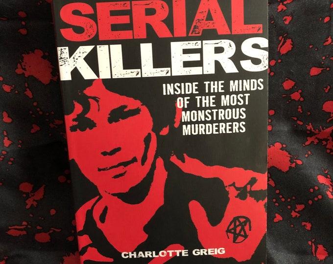 Serial Killers 2017 Book Jeffrey Dahmer Serial Killers Richard Ramirez Crime Mystery TrueCrime Ted Bundy John Wayne Gacy Zodiac Killer Evil