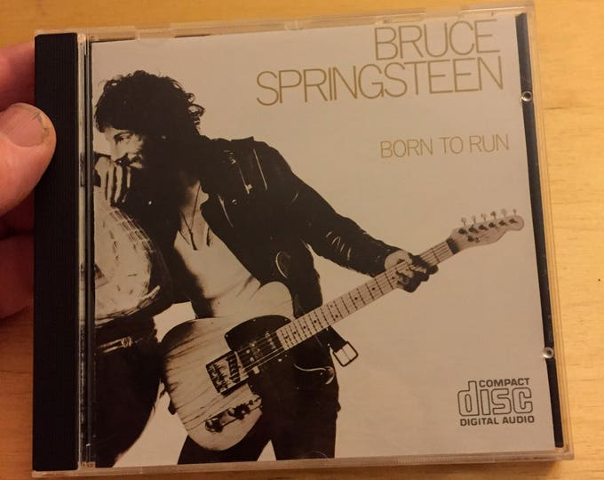 Bruce Springsteen CD 1975 Born To Run Little Steven