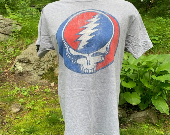 Jerry Garcia Grateful Dead Band Shirt (M) Marijuana Bears Phil Lesh Bob Weir Steal Your face Phish Jam Band Hippies Terrapin Station Pigpen
