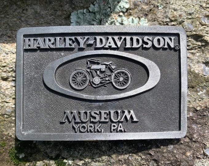 Vintage Harley Davidson Belt Buckle Biker Bikers Motorcycles Eagle Outlaw Easy Rider Road King Sturgis SOA Fat Boy Sportster Hells Angels MC
