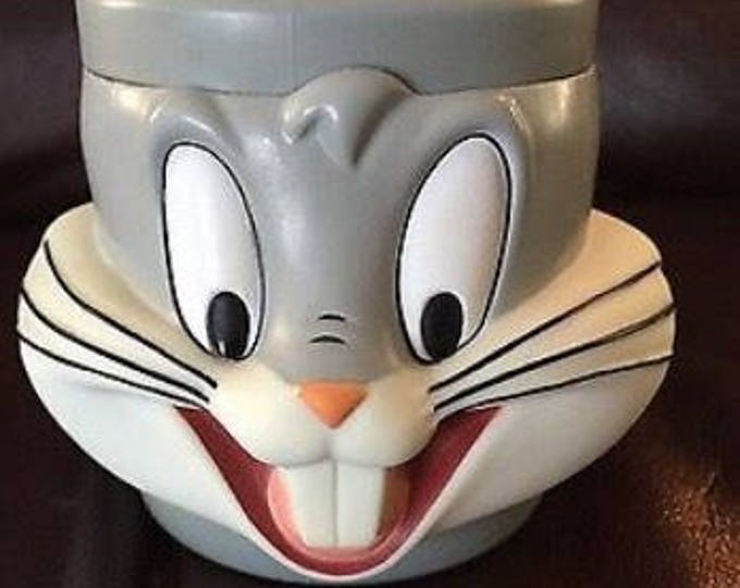 Vintage Bugs Bunny cup, mug. 1992.