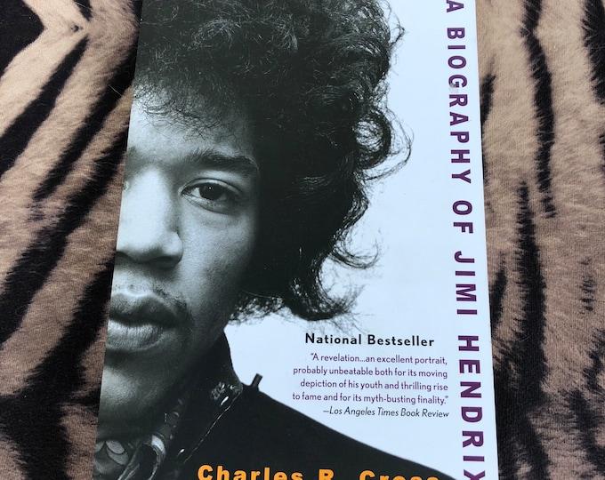 Jimi Hendrix softcover Book - Purple Haze Hendrix Guitar Gods Biography Woodstock Psychedelic Stratocaster Janis Joplin Jim Morrison Guitars