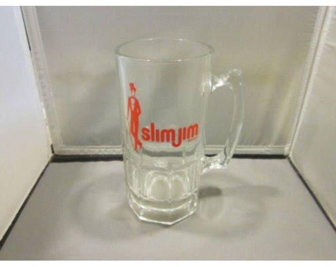 Slim Jim Vintage Tankard Beer Ale Brew Brewery Snap into it Machoman Randy Savage Beer Mug Beerpong Collectibles Malt Hops IPA Stout Porter
