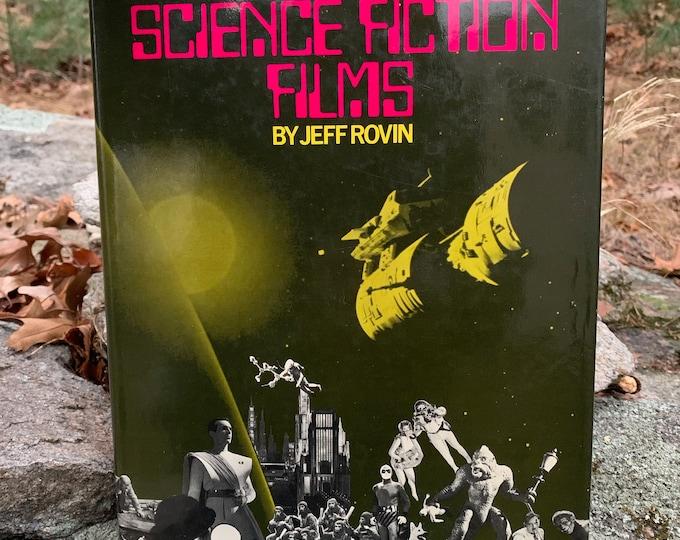 1975 Science Fiction Films HG Wells Hardcover Book Alien Aliens Universal Monsters Horror Sci Fi Claude Rains Ray Harryhausen Willis O'Brien