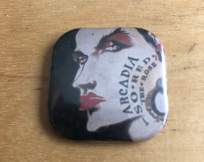Vintage ARCADIA Pin Badge Pinback Duran Duran Pins George Michael Simon Le Bon Culture Club Spandau Ballet Tears for Fears Nick Rhodes