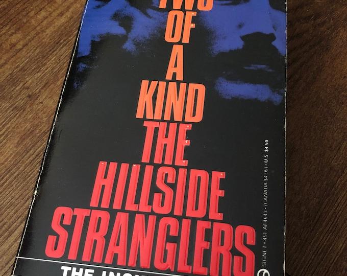 The Hillside Stranglers Softcover Book 1985 Serial Killers TrueCrime Crime Zodiac Killer Homicide Ted Bundy John Wayne Gacy Albert Fish