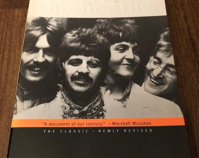 VINTAGE Beatles Softcover Book 1996 the Beatles Beatlemania RocknRoll Books Let it Be Abbey Road Paul McCartney John Lennon Ringo Starr