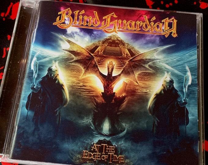 Blind Guardian At The Edge Of Time CD Sabaton Powerwolf Amon Amarth Nightwish Kreator Hammerfall Children Of Bodom Alestorm In Flames Epica