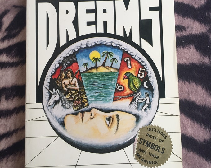 Interpreting Your Dreams : Nature's Path to Self-Knowledge By W. Lindsay Jacob 1986 Excellent condition.