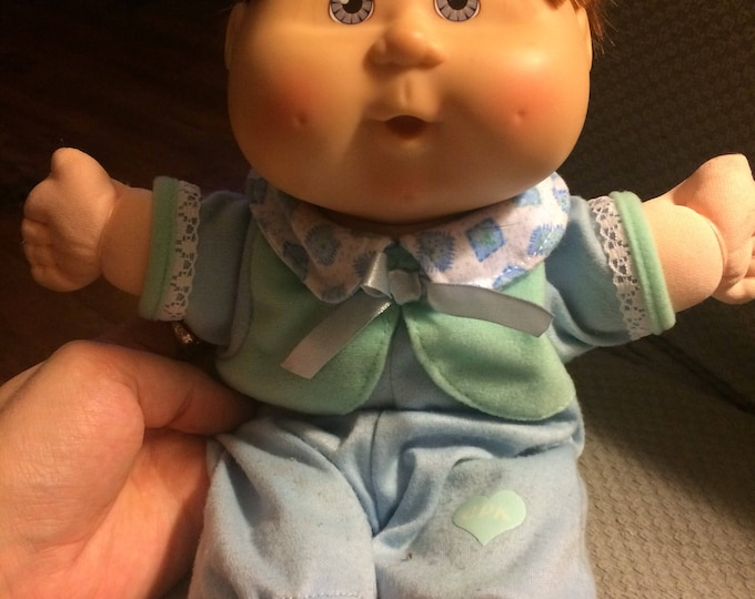 Cabbage Patch Kid - CPK - Xavier Roberts - Vintage Doll - Retro Doll - Retro Toy - 80s Toys