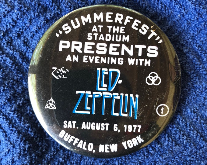 Led Zeppelin Jimmy Page Robert Plant Pin Pins Badge Pinback Black Sabbath Ozzy Osbourne Metallica Motorhead Megadeth Pink Floyd John Bonham