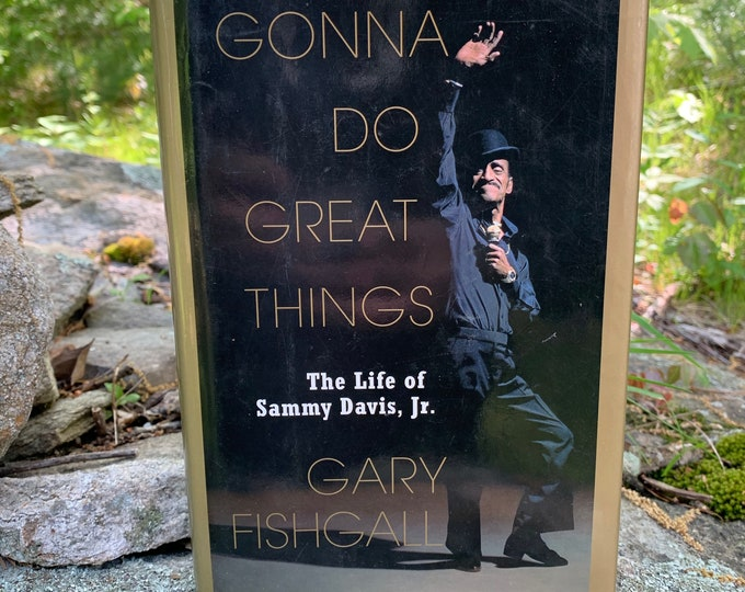 Gonna Do Great Things: The Life of Sammy Davis, Jr. Rat Pack Dean Martin Frank Sinatra Joey Bishop Peter Lawford Angie Dickinson Vaudeville