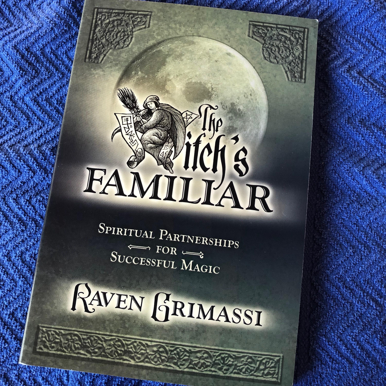 The Witchs Familiar: Spiritual Partnership for Successful Magic