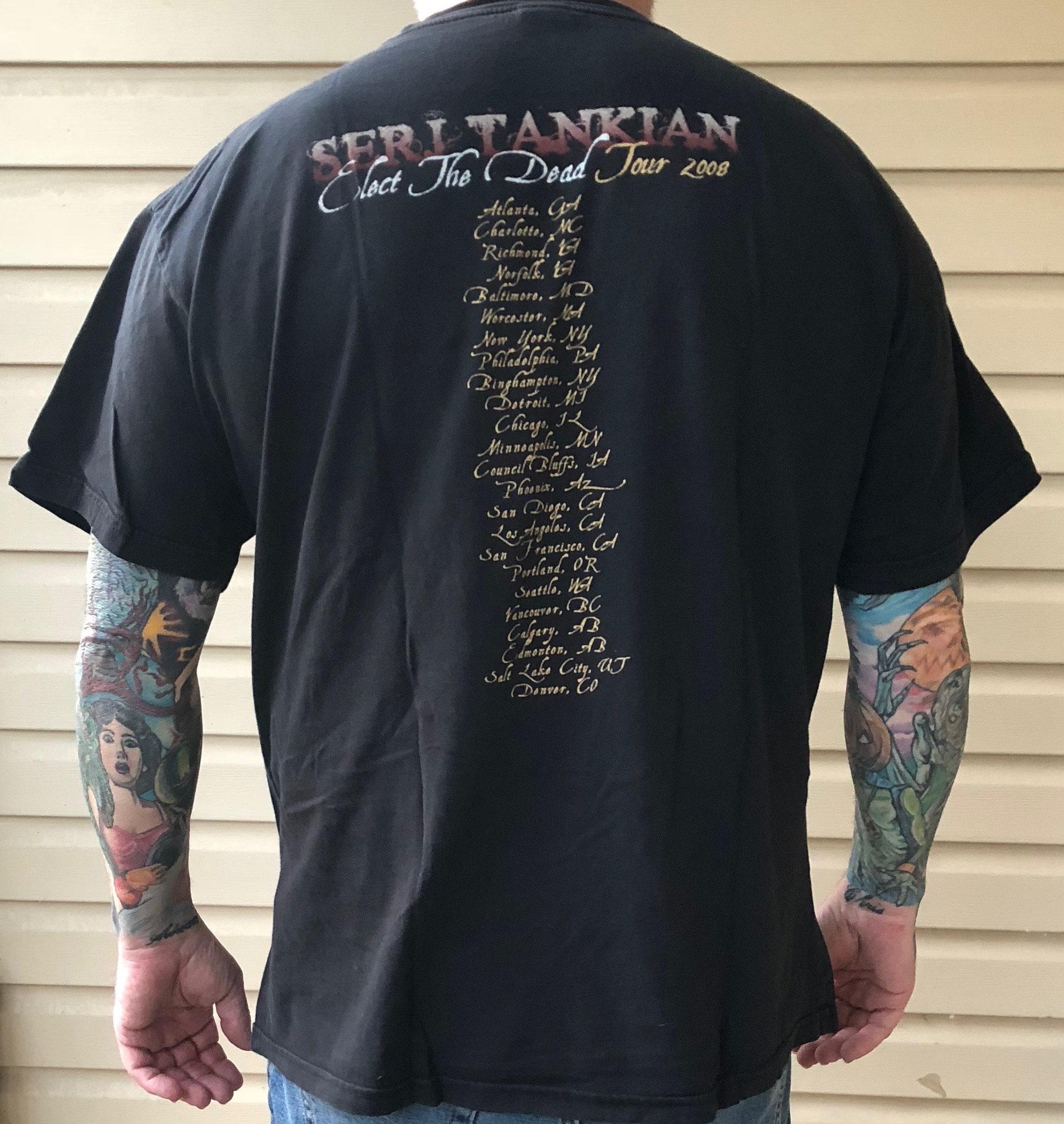 Vintage Band T Shirts Calgary Bcd Tofu House