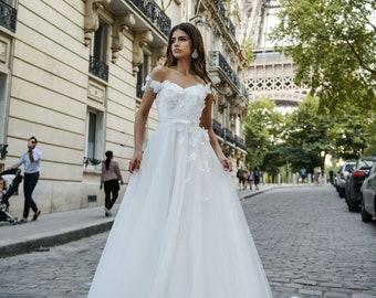 d8bd13bb537 Ball gown wedding dress Brianna