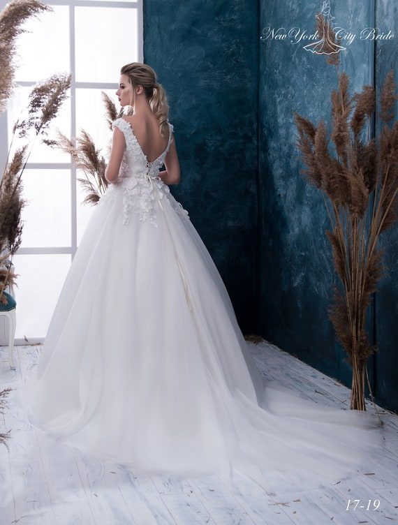NYC made dress Nora Europe in Bride from Wedding y8wtq4OXZX