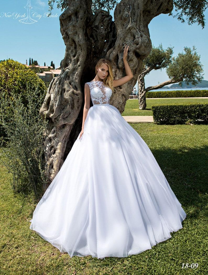 7022a5d994 Wedding dress Aspen from NYC Bride Ball gown wedding