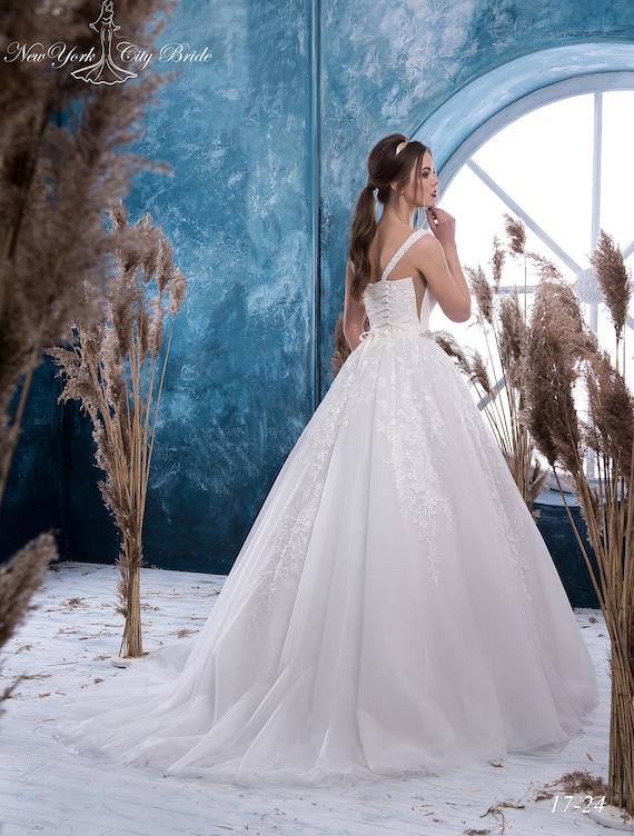 NYC dress Bride Wedding Aisha from axt7wqZ