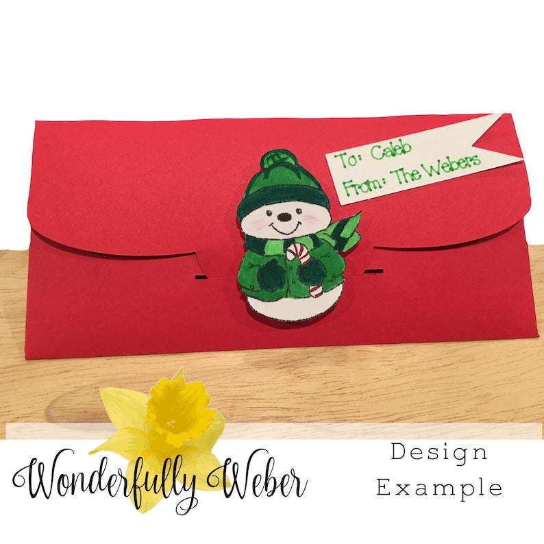 Download Money Envelope Print at home or SVG Cut file for Cricut ...