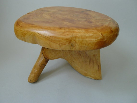 Fantastic Quirky Table Seat Step Or Stool Scottish Wood Creativecarmelina Interior Chair Design Creativecarmelinacom
