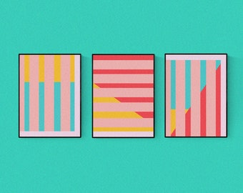 Sweet A5 Print Bundle