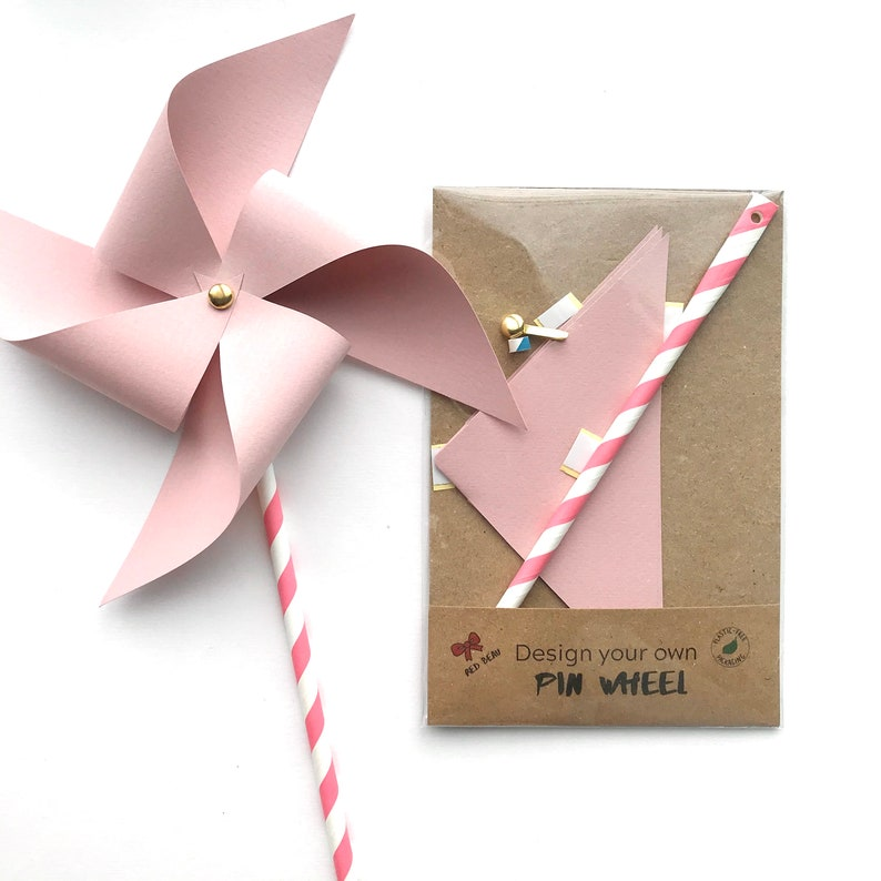 Design Your Own Pinwheel
