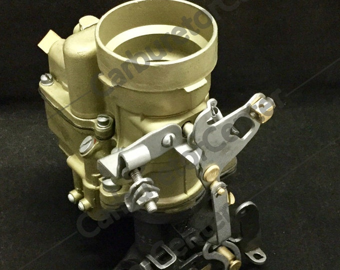 Willys Jeep W0 Carter Carburetor *Remanufactured