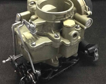 1950-1953 Buick Speical Carter WCD Carburetor *Remanufactured