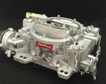 Edelbrock 1410 Marine Carburetor *Remanufactured