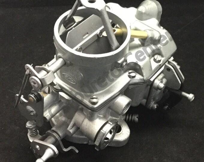 1966-1967 Ford Bronco Autolite 170 Carburetor *Remanufactured