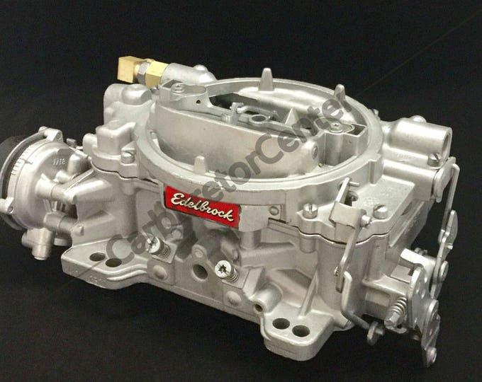 Edelbrock Marine Carburetor *Remanufactured