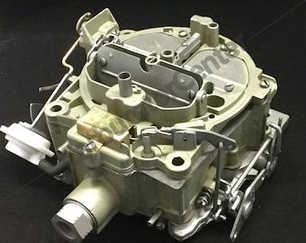 1968 Pontiac Rochester 7028262 Quadrajet Carburetor *Remanufactured